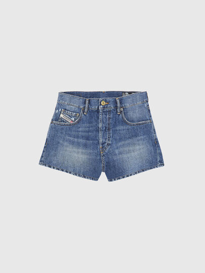 Diesel - D-BOY-SHORT, Medium Blue - Shorts - Image 1