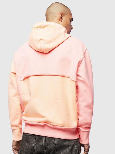 Diesel - S-CRAZY, Pink - Sweatshirts - Image 3