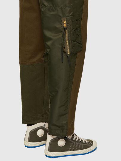 Diesel - P-BRIGGS, Verde Militar - Pantalones - Image 5