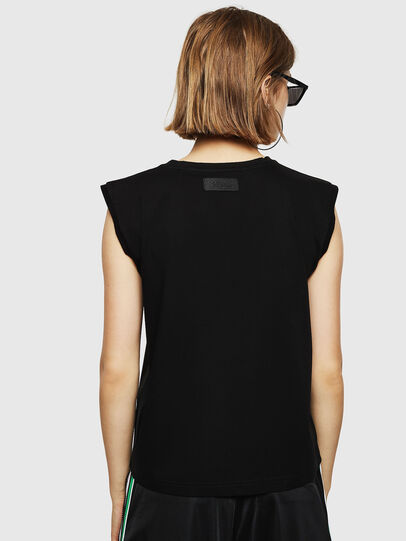 Diesel - T-PAREX, Black - Tops - Image 2