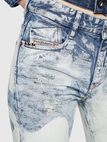 Diesel - D-Rifty 0890P, Light Blue - Jeans - Image 3