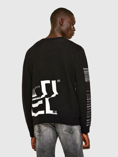 Diesel - K-MARRA, Black - Sweaters - Image 2