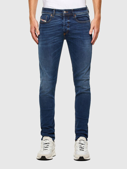 Diesel - Sleenker 009LX, Light Blue - Jeans - Image 1