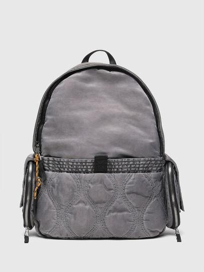 Diesel - HARI, Dark Grey - Backpacks - Image 1