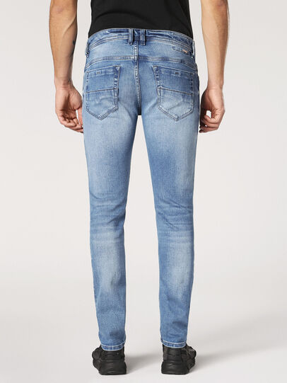 Diesel - Thommer C84NV, Light Blue - Jeans - Image 3