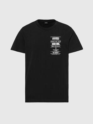 T-INY-N1, Black - T-Shirts