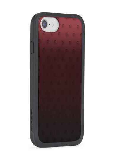 Diesel - MOHICAN HEAD DOTS RED IPHONE 8 PLUS/7 PLUS/6s PLUS/6 PLUS CASE, Red - Cases - Image 5