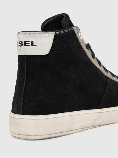 Diesel - S-MYDORI MC, Negro - Sneakers - Image 4