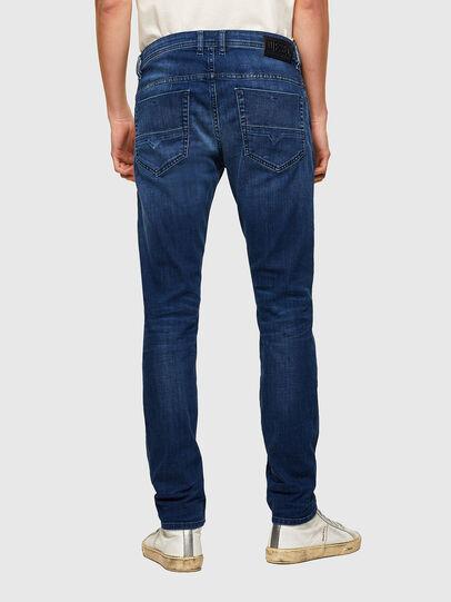 Diesel - Thommer Slim Jeans 069SF, Dark Blue - Jeans - Image 2