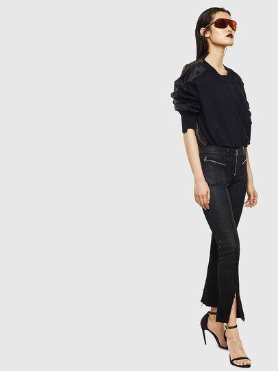 Diesel - MOLLYS, Black - Sweaters - Image 7