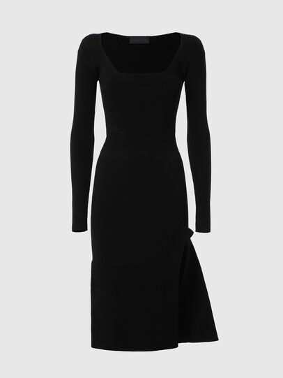 Diesel - M-BLEIKE, Black - Sweaters - Image 1