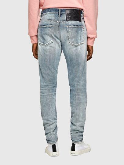 Diesel - D-Strukt Slim Jeans 009UI, Light Blue - Jeans - Image 2