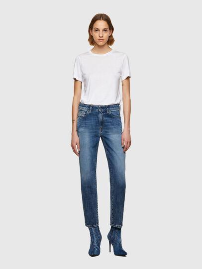 Diesel - D-Joy Slim Jeans 009VY, Medium Blue - Jeans - Image 5
