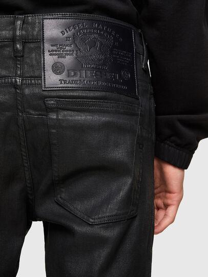 Diesel - D-Amny Skinny Jeans 009RA, Black/Dark Grey - Jeans - Image 4