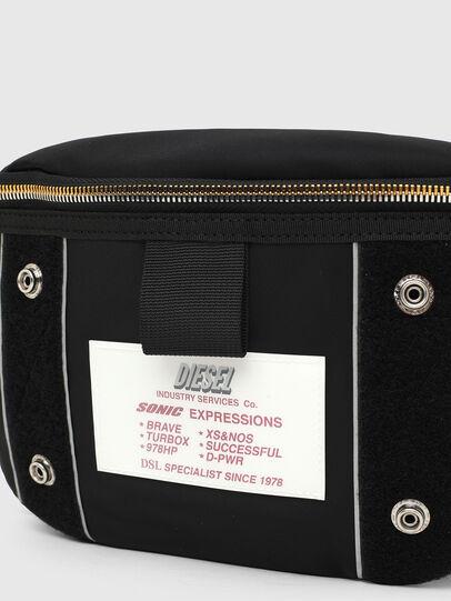 Diesel - LYAM WF, Black - Belt bags - Image 5