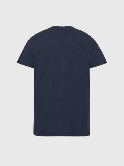 Diesel - T-DIEGOS-K33, Dark Blue - T-Shirts - Image 2
