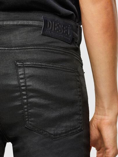 Diesel - D-Reeft Skinny JoggJeans® 069TE, Black/Dark Grey - Jeans - Image 4