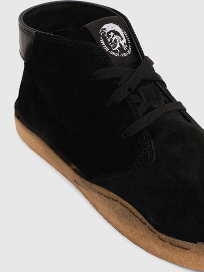 Diesel - H-CLEVER PAR DESERT, Black - Sneakers - Image 4