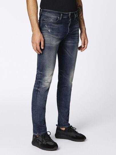 Diesel - Buster 0687U, Dark Blue - Jeans - Image 4