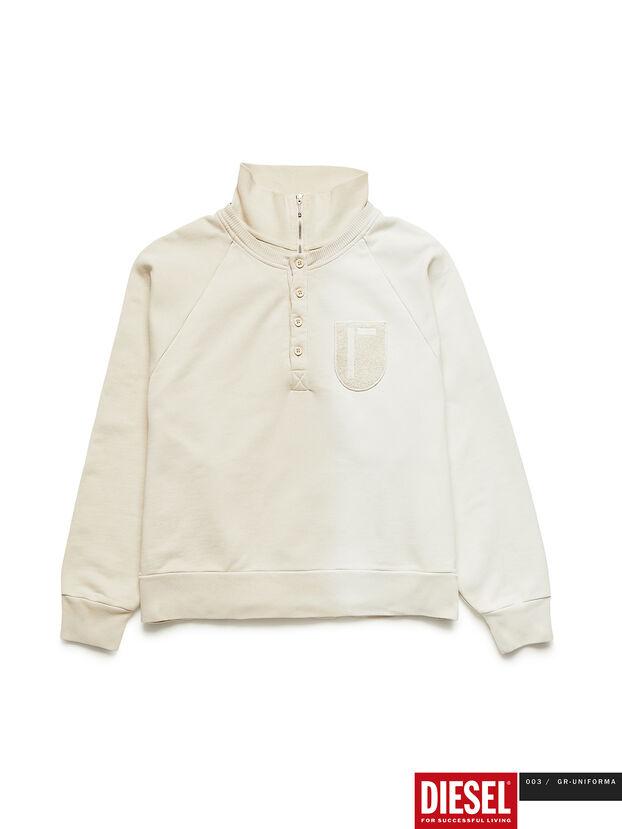 GR02-T302, White - Sweatshirts