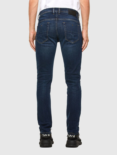 Diesel - Thommer 009MA, Dark Blue - Jeans - Image 2