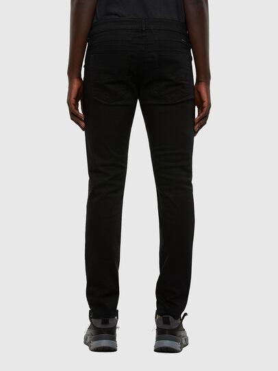 Diesel - D-Bazer 0688H, Black/Dark Grey - Jeans - Image 2