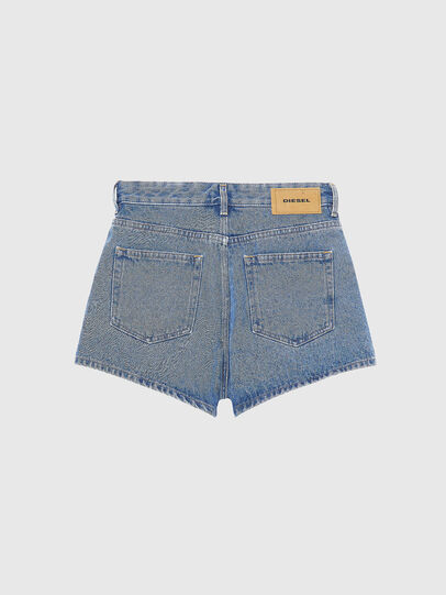 Diesel - D-ISI-SHORT, Light Blue - Shorts - Image 2