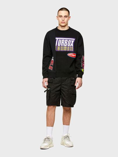 Diesel - K-JARGON, Black - Sweaters - Image 4