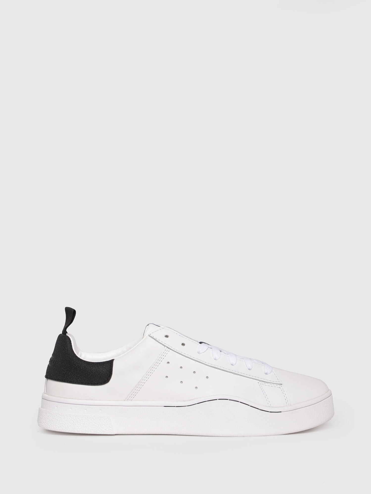 S-CLEVER LOW Man: Sneakers in leather