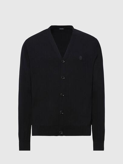 Diesel - K-JAMIE, Black - Sweaters - Image 1
