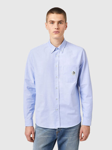 Shirt in cotton Oxford
