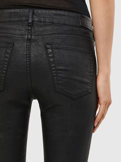 Diesel - D-Ollies JoggJeans 069QJ, Black/Dark Grey - Jeans - Image 3