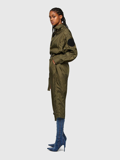 Diesel - J-CORAL, Military Green - Jumpsuits - Image 5