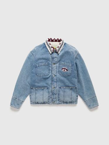 DieselXDiesel Western-inspired jacket