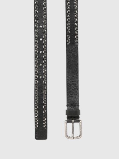 Diesel - B-INARY, Negro - Cinturones - Image 3