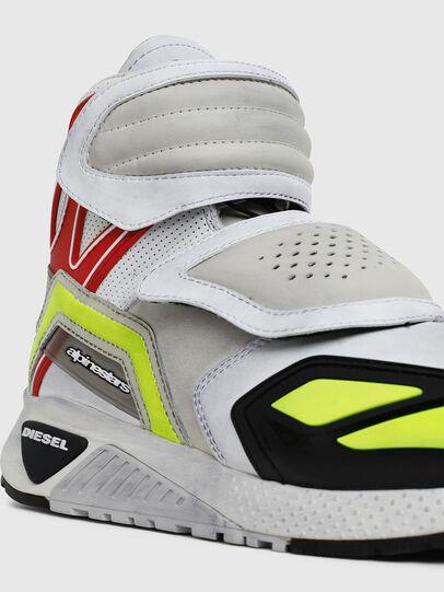 Diesel - ASTARS-SKBOOT, White - Sneakers - Image 5