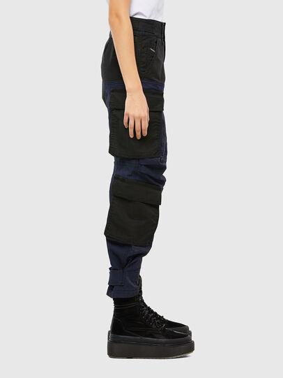 Diesel - D-Kiki JoggJeans® 009KM, Negro/Gris oscuro - Vaqueros - Image 3