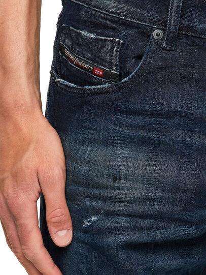Diesel - D-Strukt Slim JoggJeans® 09B50, Dark Blue - Jeans - Image 3
