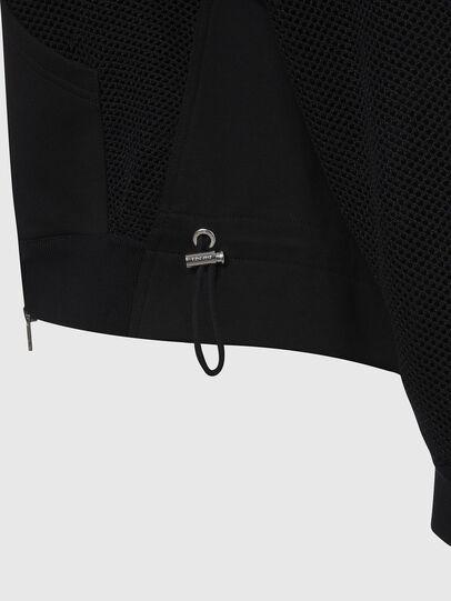 Diesel - M-ROXIE, Black - Sweaters - Image 4