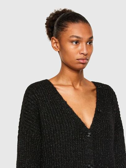Diesel - M-CORAL, Black - Sweaters - Image 3