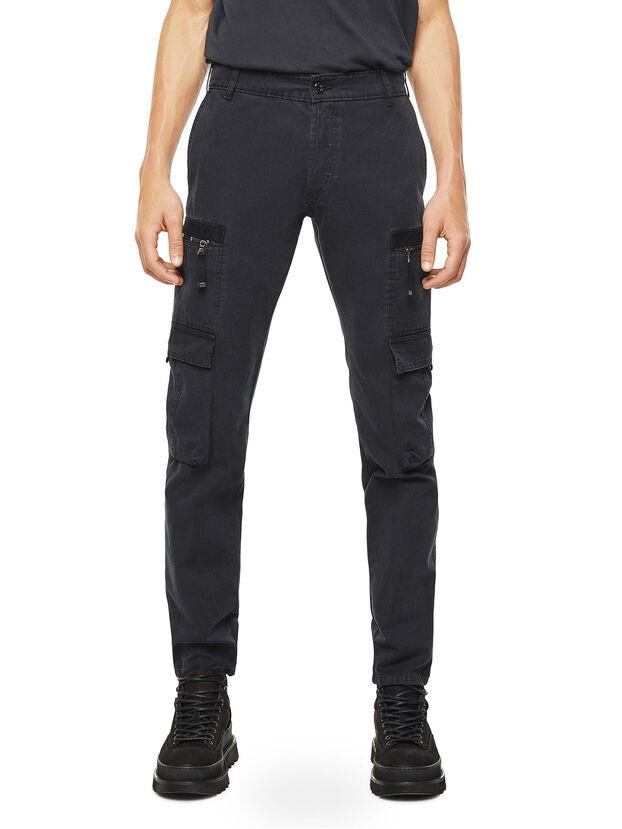 PITARGO, Black - Pants
