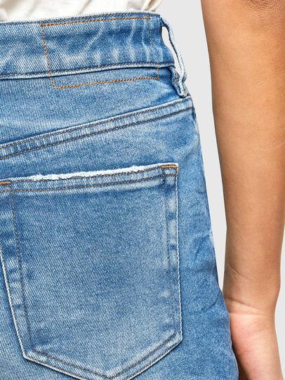 Diesel - D-Joy Slim Jeans 009MV, Light Blue - Jeans - Image 4