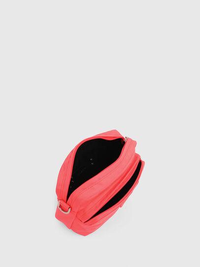 Diesel - CROSSRAMA, Peach - Crossbody Bags - Image 4