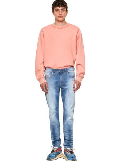 Diesel - D-Strukt Slim Jeans 009NF, Light Blue - Jeans - Image 5