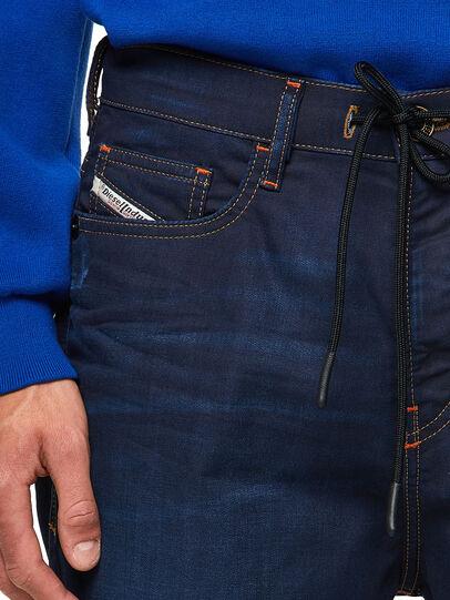 Diesel - D-VIDER Carrot JoggJeans® Z69VZ, Dark Blue - Jeans - Image 3