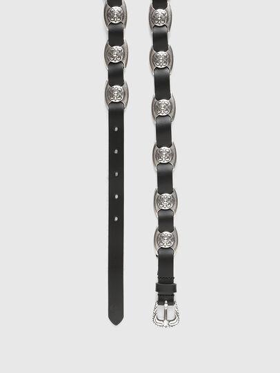 Diesel - B-SNAKY, Negro - Cinturones - Image 3