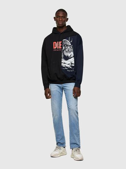 Diesel - D-Mihtry 009NX, Light Blue - Jeans - Image 4