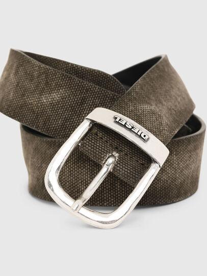 Diesel - B-ROUNCLE, Grey - Belts - Image 2