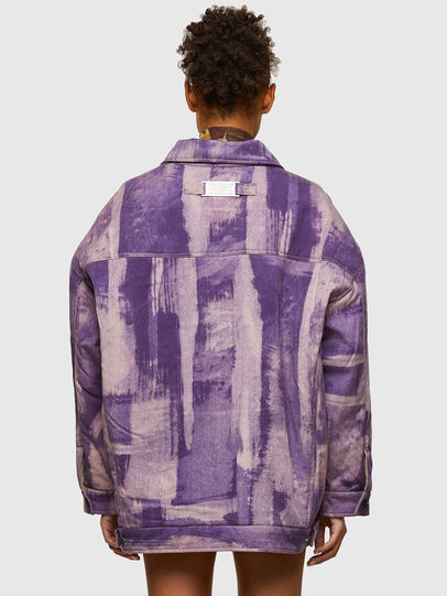 Diesel - G-SOJO, Violet - Jackets - Image 2