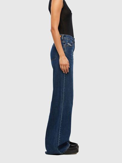 Diesel - D-Akemi Bootcut Jeans 009KE, Medium Blue - Jeans - Image 5